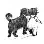 ilustración_Yo aquí sólo soy el perro